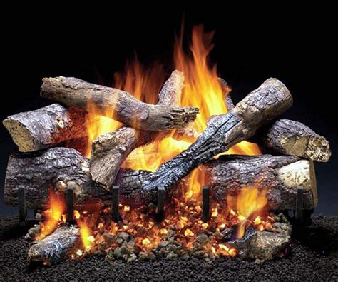 Fake Burning Logs For Fireplace   Fireplace Designs