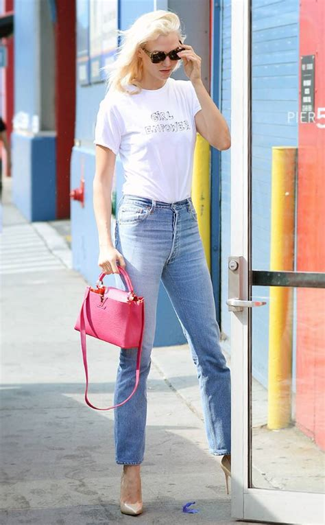 Karlie Kloss From Celebrities Empowering Clothes News
