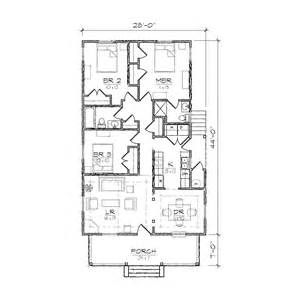 designing floor plans hinton i bungalow floor plan tightlines designs