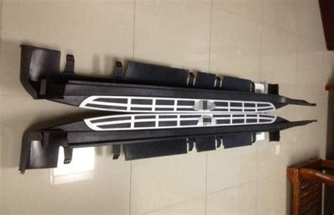 protection si鑒e auto hyundai ix35 automotive spare parts auto side bumper car side protection strips