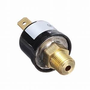 Trumpet Train Horn Compressor Air Pressure Switch 120