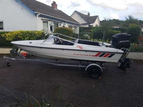 Speed Boats For Sale Uk by Fletcher Speed Power Boat Boats For Sale Uk