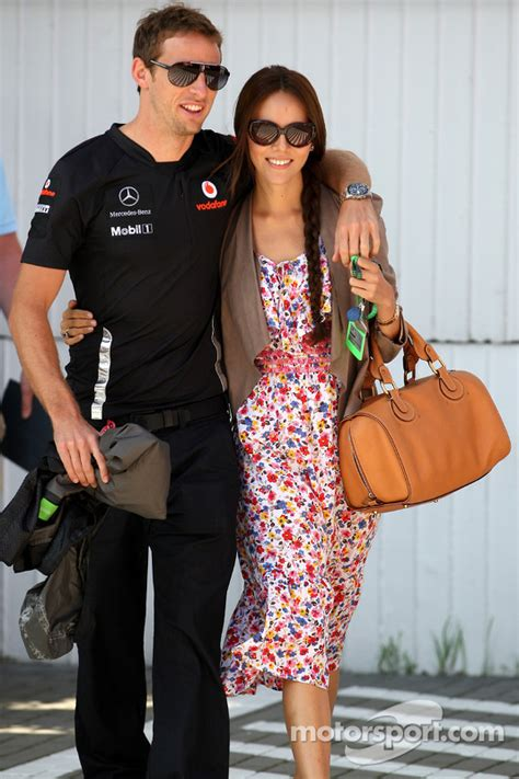 Nascar Standings Sprint Cup by Jessica Michibata Girlfriend Of Jenson Button Jenson