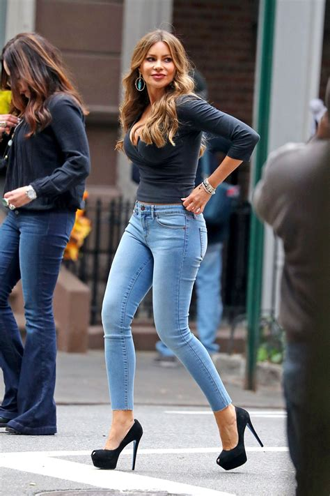 Sofia Vergara At A Photoshoot In New York 10262018
