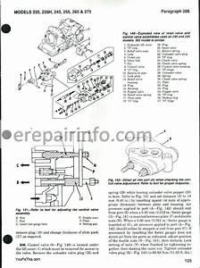 Case 235 235h 245 255 265 275 Shop Manual  U2013 Erepairinfo Com