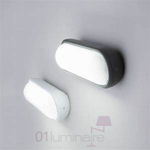 Applique Exterieur Blanc : applique exterieur tone blanc faro 71538 ~ Edinachiropracticcenter.com Idées de Décoration