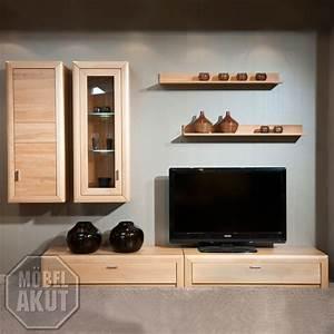 Tv An Wand Anbringen : wohnwand an wand befestigen alles ber wohndesign und m belideen ~ Markanthonyermac.com Haus und Dekorationen