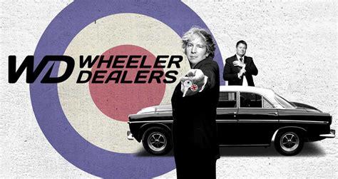Wheeler Dealers by Wheeler Dealers Mike Brewer Tv