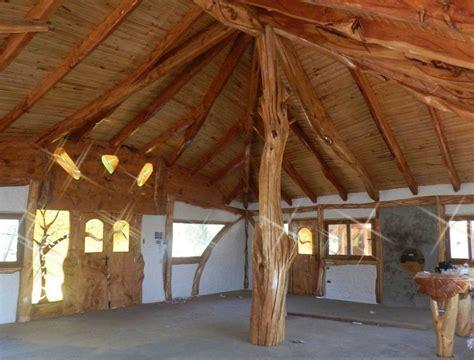 techos de madera rusticos ideas planos casas  terrazas