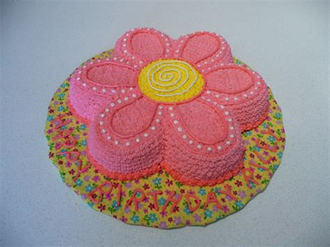 flower birthday cake flower cakes cakes by q