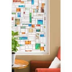 artscape 24 quot x 36 quot melange decorative window film
