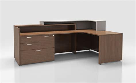 bureau furniture three h reception desk office furniture now