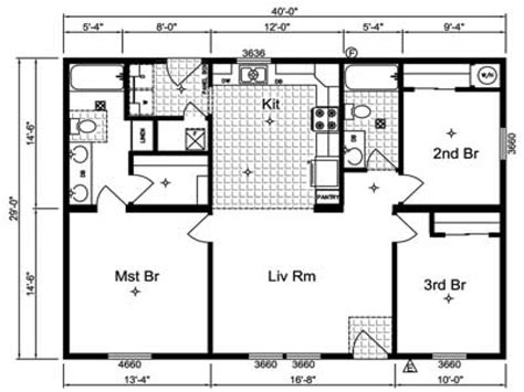 The Advantages Of Modern Ranch House Plans — Modern House