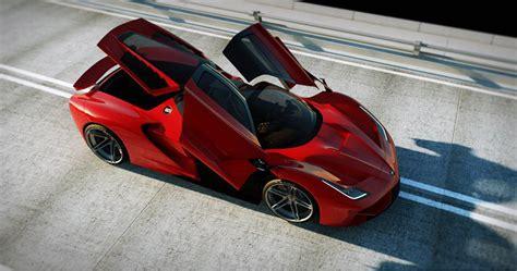 florida tuner reveals laferrari inspired  supercar