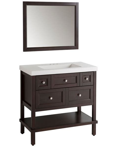 ashland ii   vanity  chocolate  vanity top