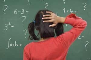 helping  child study   math test