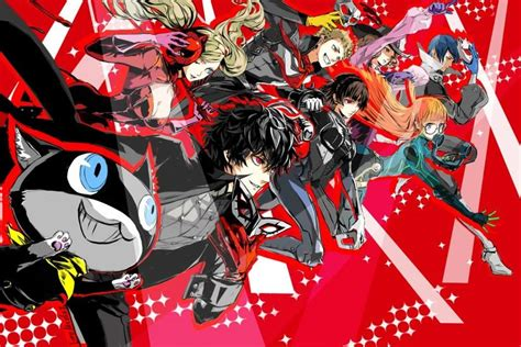 Persona 5 Animated Wallpaper - persona 5 wallpaper 183 free hd backgrounds