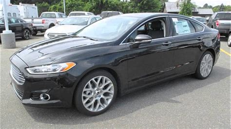 Ford Fusion 0 60 by 2014 Ford Fusion Titanium Awd
