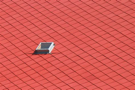 Red Roof Free Stock Photo  Public Domain Pictures