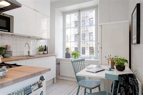 Ideas To Decorate Scandinavian Kitchen Design
