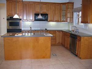 L, Shaped, Kitchen, Layouts, With, Island