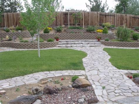 Backyard Desert Landscape Designs by Best 25 High Desert Landscaping Ideas On