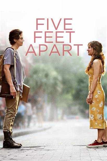 Apart Feet Five Dvd Sprouse Cole Poster