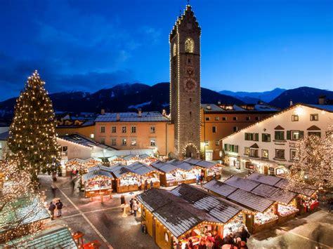 christmas markets  bressanonebrixen vipiteno