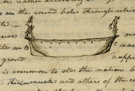 Canoes Lewis And Clark by February 1 1806 Journals Of The Lewis And Clark Expedition
