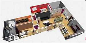 logiciel conception salle de bain gratuit 13 de maison With conception de maison 3d