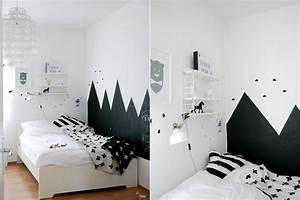 Kinderzimmer Gestalten Wand : farbfreude tafelberge im kinderzimmer kolorat ~ Markanthonyermac.com Haus und Dekorationen
