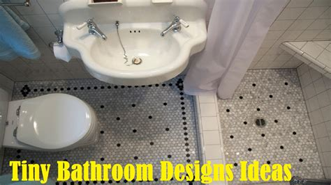 22 The Best Tiny Bathroom Design Ideas