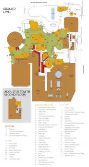 caesars palace casino floor map
