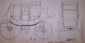 plan concord stage coach 1848 Madera Pinterest Stage