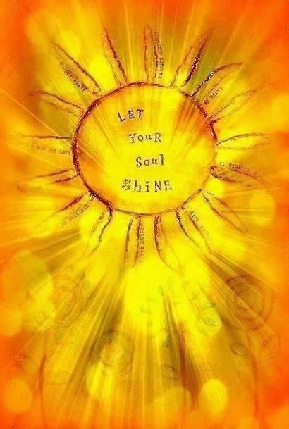 Shine Soul Plexus Chakra Let Quotes Positive
