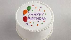 Happy Birthday Balloon Cake recipe from Betty Crocker
