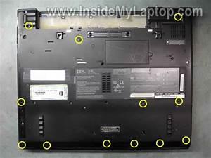 How To Replace Fan In Ibm Thinkpad T43  U2013 Inside My Laptop