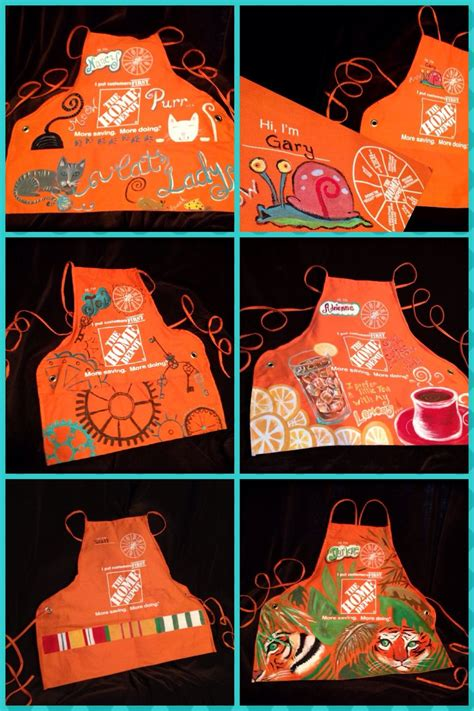 Ideas Home Depot by Home Depot Aprons By Rogers Page Www