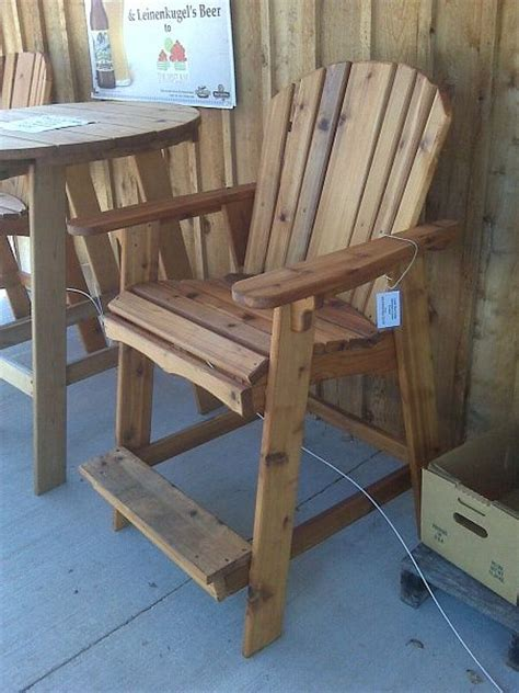 tall adirondack chair woodworking projects pinterest