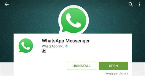 install the update of whatsapp messenger 2 17 263 beta for any android device