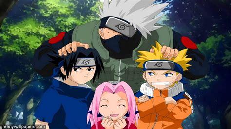 Naruto Team 7 Wallpapers