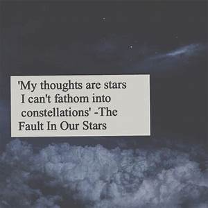 The Fault In Our Stars Tumblr Theme | www.imgkid.com - The ...