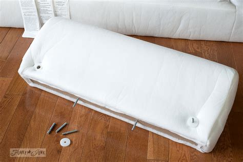 Sofa That Comes Apart by How To Assemble An Ikea Ektorp 3 5 Sofa Funky Junk