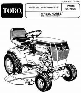Tractor 1993 310-8 Ipl Pdf - 1991-1997