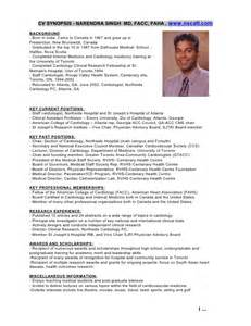 model resume in word file for a complete cv download here