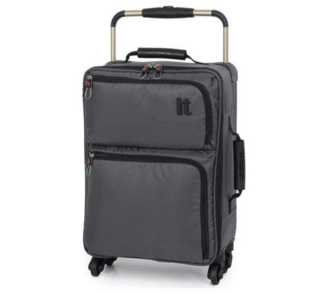 Buy It Luggage World's Lightest Small 4 Wheel Suitcase At