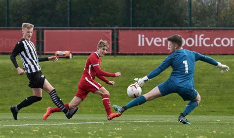 Match report: Liverpool U18s 4-1 Newcastle United ...