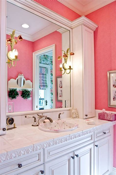 images  pink bathrooms  pinterest