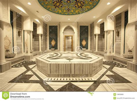 traditional turkish hammam stock photo image  therapy