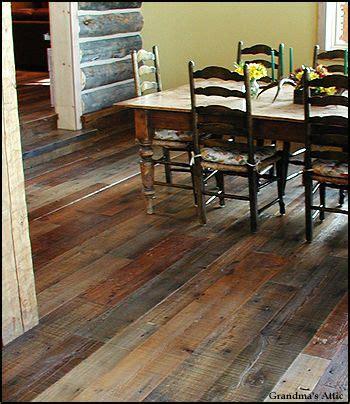 reclaimed wood laminate flooring pinterest the world s catalog of ideas